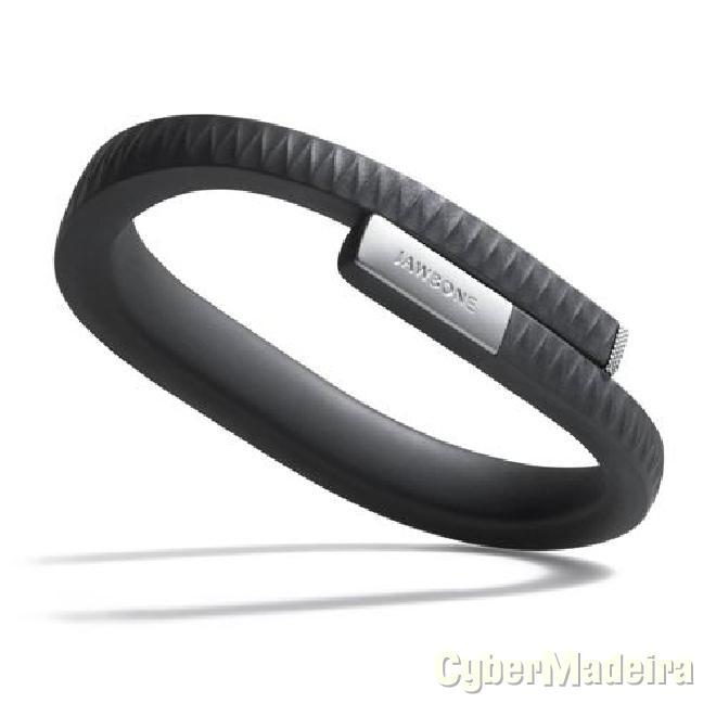 Jawbone pulseira up  preta