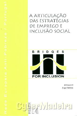 Bridges for inclusion: A articulação das estratégias de emprego E inclusão social