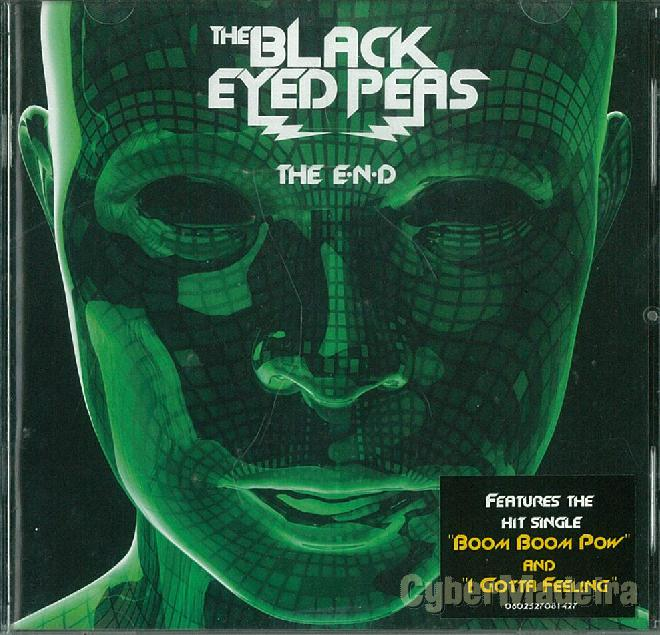 Cd the e.n.d. - the black eyed peas