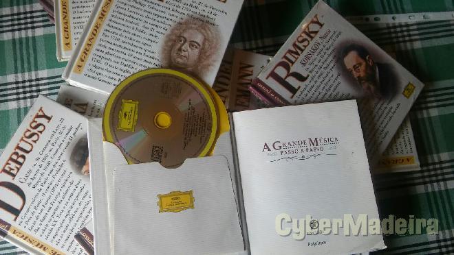 Coleção de música clássica