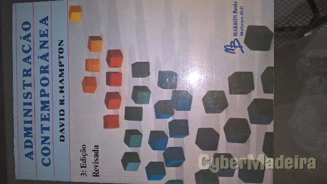 Administração contemporânea 3ª edição  revista