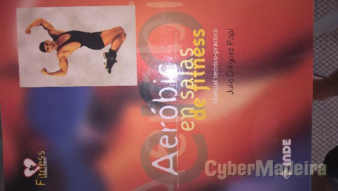 Aeróbic en salas de fitness - manual teótico-prático  esp