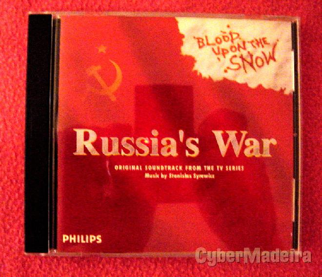 Cd ost russia\'s war - blood upon the snow