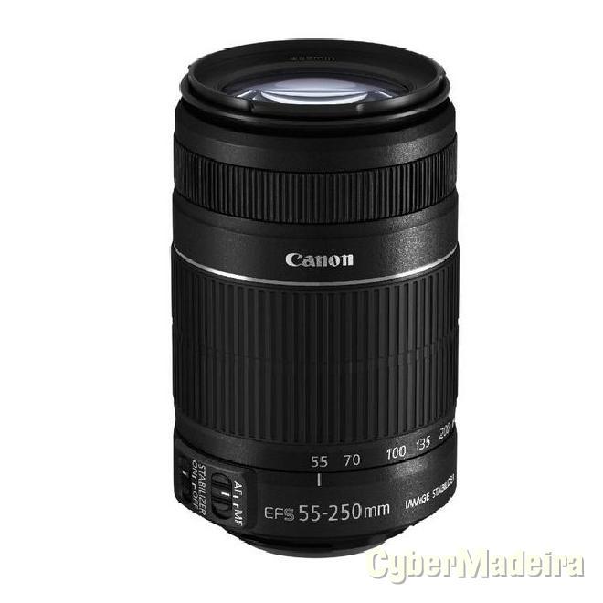 Objectiva  canon 55-250MM - como nova Canon