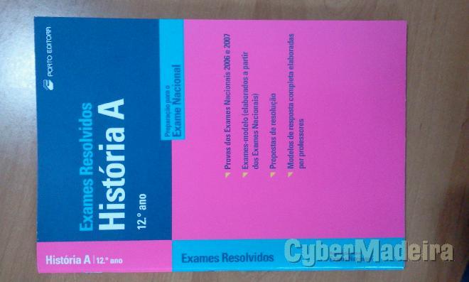 Pack 2 livros história A 12º História