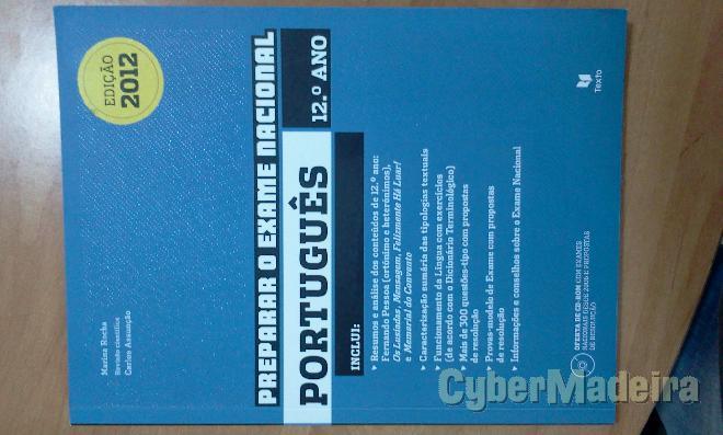 Prepara O exame nacional 12º Português