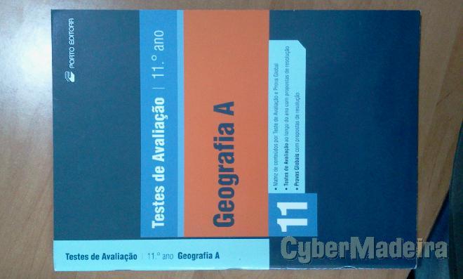 Pack 2 livros 11º Geografia