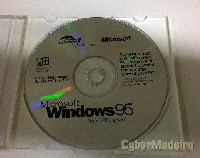 Microsoft windows 95 ing
