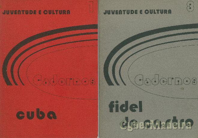 Cadernos juventude E cultura - faoj