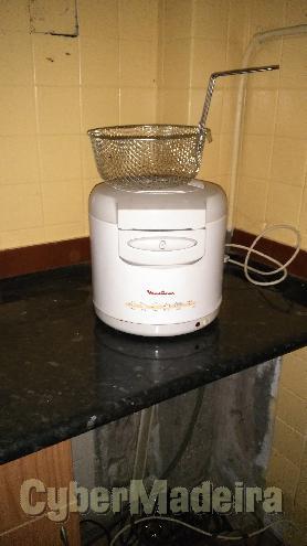 Fritadeira electrica moulinex