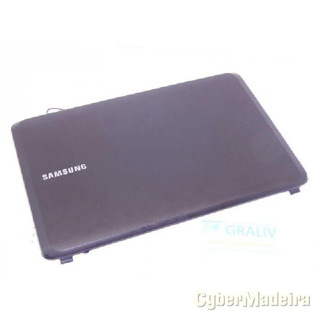 Lcd back cover para portátil samsung R400