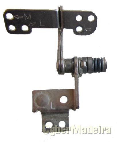 Lcd hinge  l  para portátil samsung R400