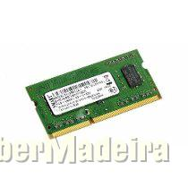 Memória sodimm samsung 2GB DDR3  1333MHZ