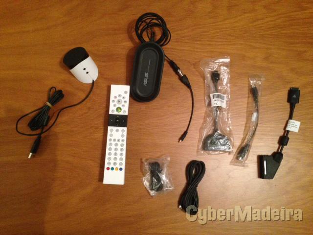 Asus comando + antena tv digital + cabos