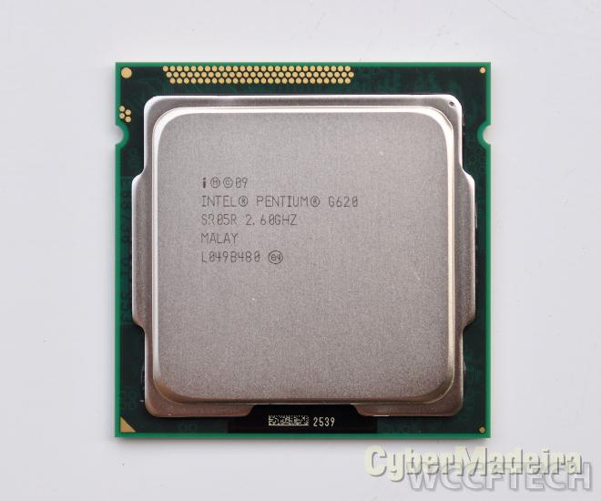 Intel G620 - socket 1155