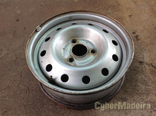 """Jantes citroen ax ferro13"""" sem pneus"""