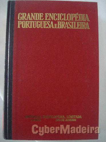 Enciclopédia portuguesa E brasileira