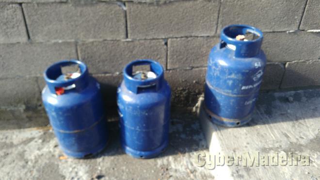 Botijas de gaz