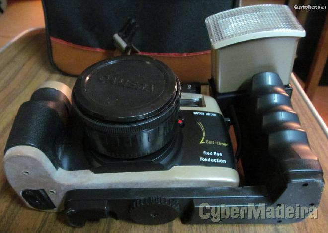 Olympia câmara nova na mala nunca usada com red eye reductionOutras