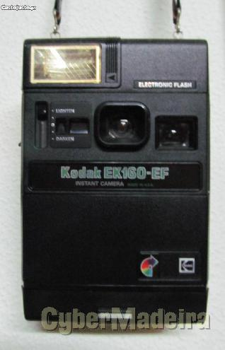Kodak ek 160 - ef instant camera   made in usaKodak