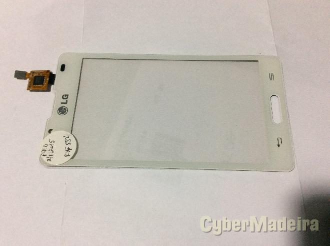 Vidro tátil   touch lg optimus L7  ii  P710 branco