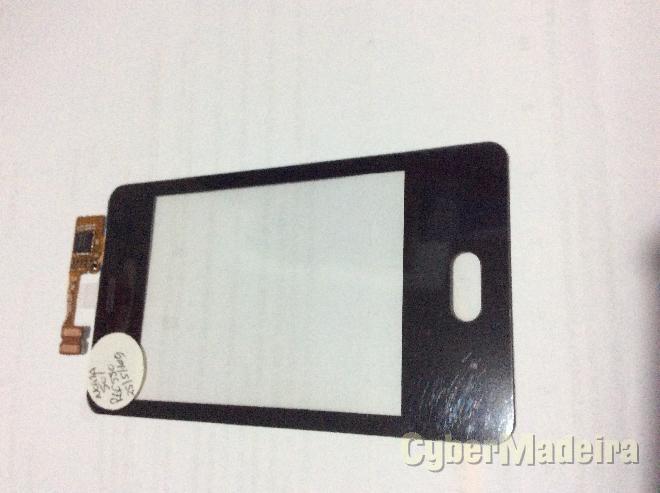 Vidro tátil touch screen Nokia Asha 501