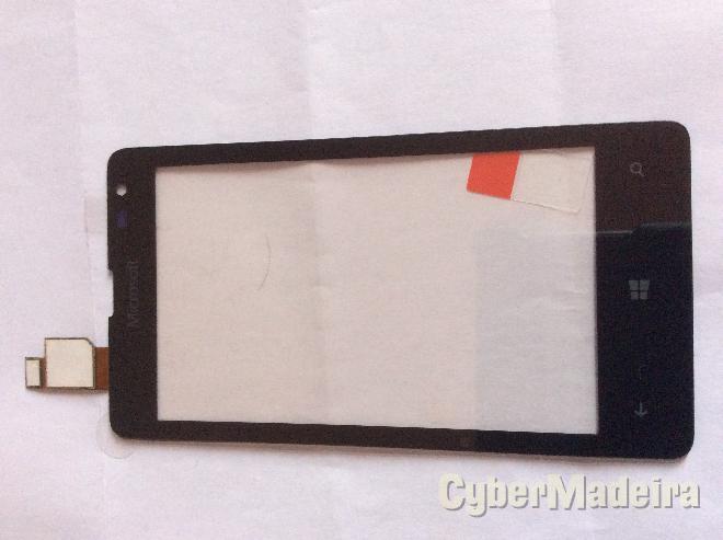 Vidro tátil   touch nokia   microsoft lumia 435