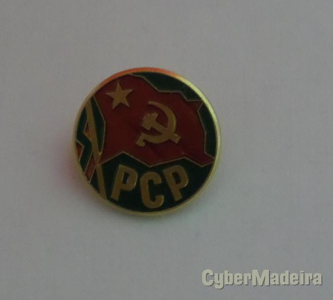 Crachat oficial do pcp