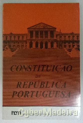 Constituição da república portuguesa - 1976