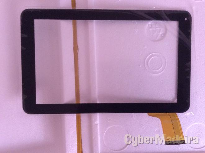 Vidro tátil   touch screen DH-0921A1-PG-FPC066Outras