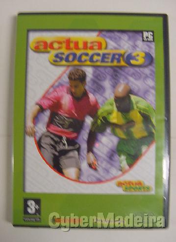 Jogo para pc actua soccer 3