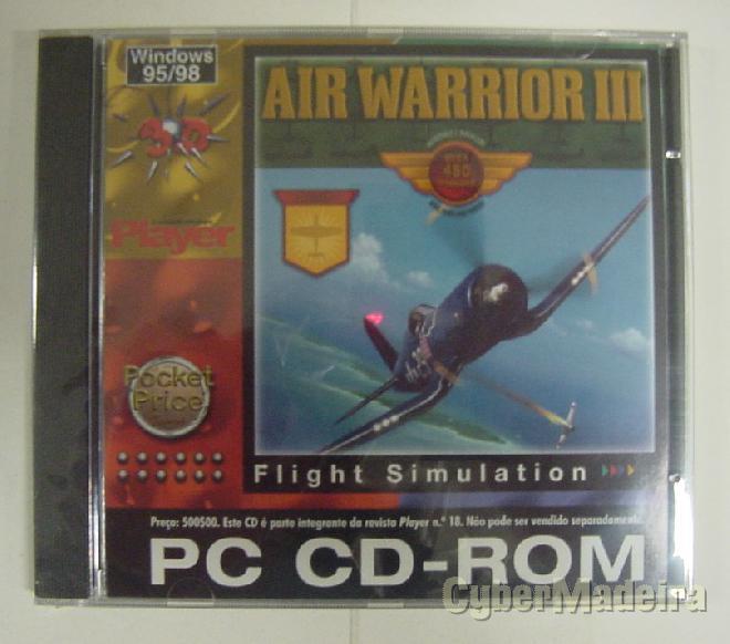 Jogo para pc air warrior iii