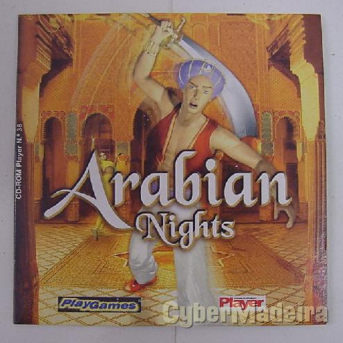 Jogo para pc arabian nights