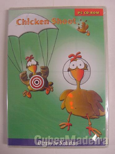 Jogo para pc chicken shoot