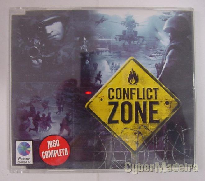 Jogo para pc conflict zone