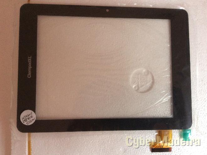 Vidro tátil   touch screen FPC-TP080028 881 -01 Outras