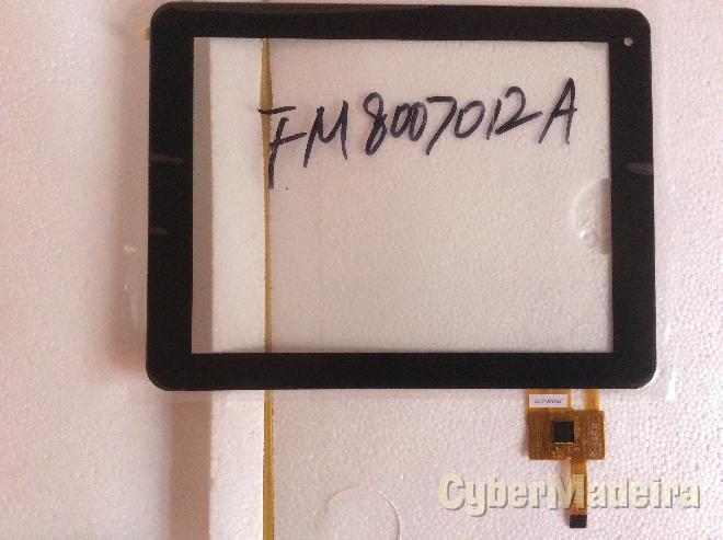 Vidro tátil   touch screen FPC-TP080015-00 para tablet Outras