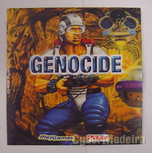 Jogo para pc genocide