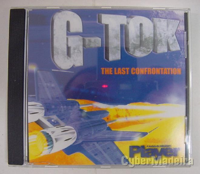 Jogo para pc g-tok - the last confrontation