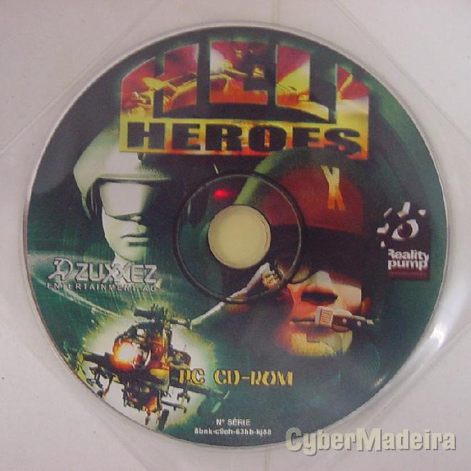 Jogo para pc heli heroes