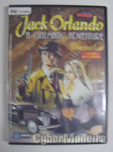 Jogo para pc jack orlando, A cinematic adventure - director\'s cut