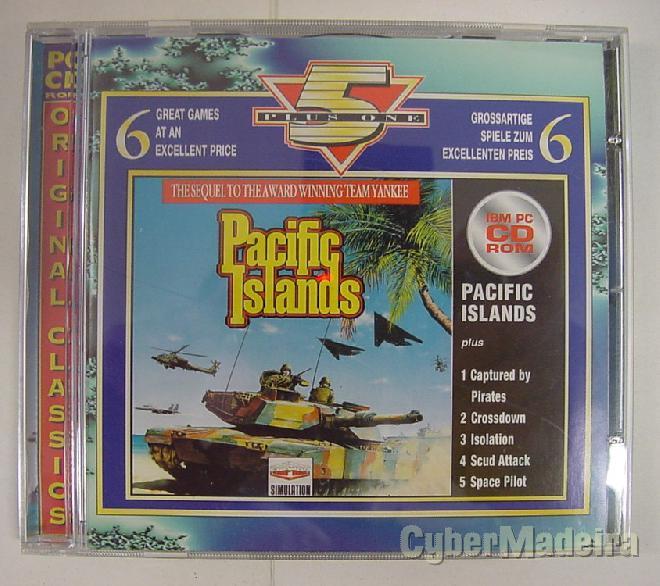 Jogo para pc pacific islands