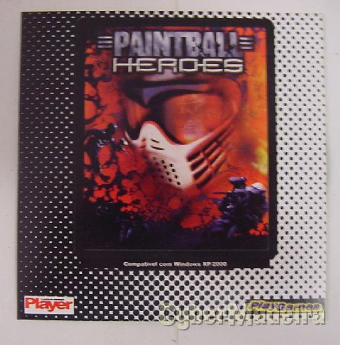 Jogo para pc paintball heroes