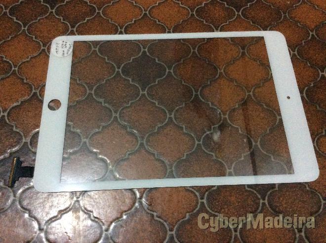 Vidro tátil   touch screen ipad mini A1432 , A1454 , A1455 , A1489 , A1490  s ic Apple