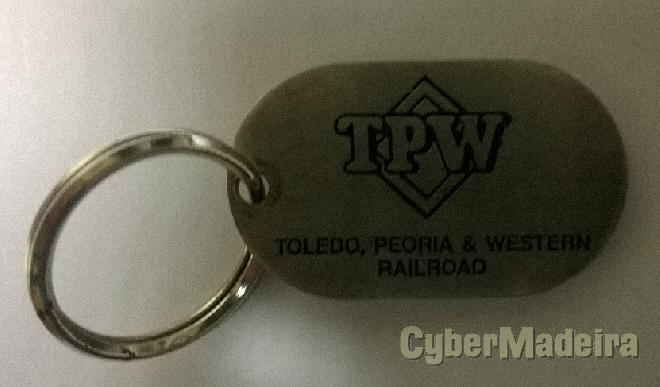 Porta-chaves da tpw