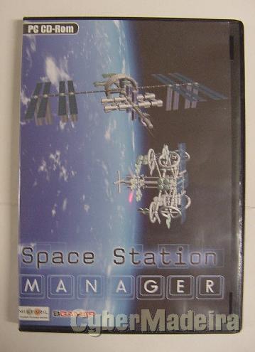 Jogo para pc space station manager