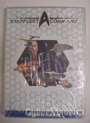 Jogo para pc star trek - starfleet command