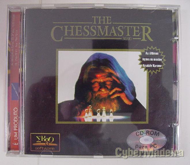 Jogo para pc the chessmaster 3000