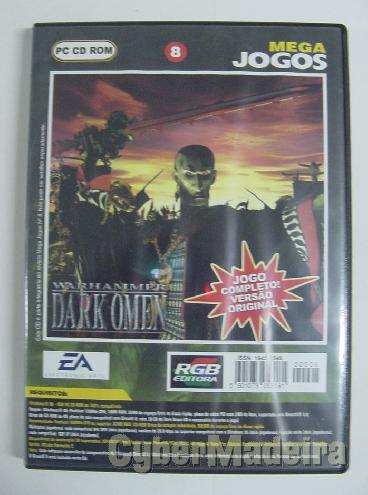Jogo para pc warhammer - dark omen