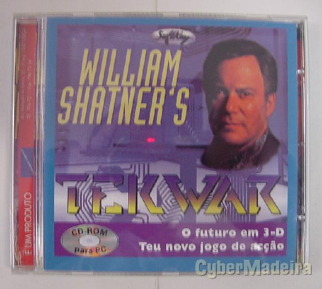 Jogo para pc william shatner\\\'s tekwar